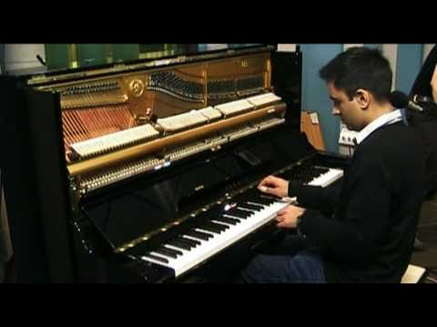 Vijay Iyer Trio 'Human Nature' |  Live Studio Session