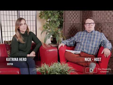 TDC  KEEPIN' IT REAL with NICK; Guest  Katrina Herd