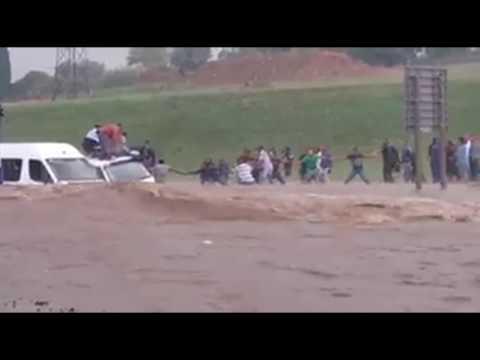 Johannesburg Floods -  9 November 2016 (Volume 1)