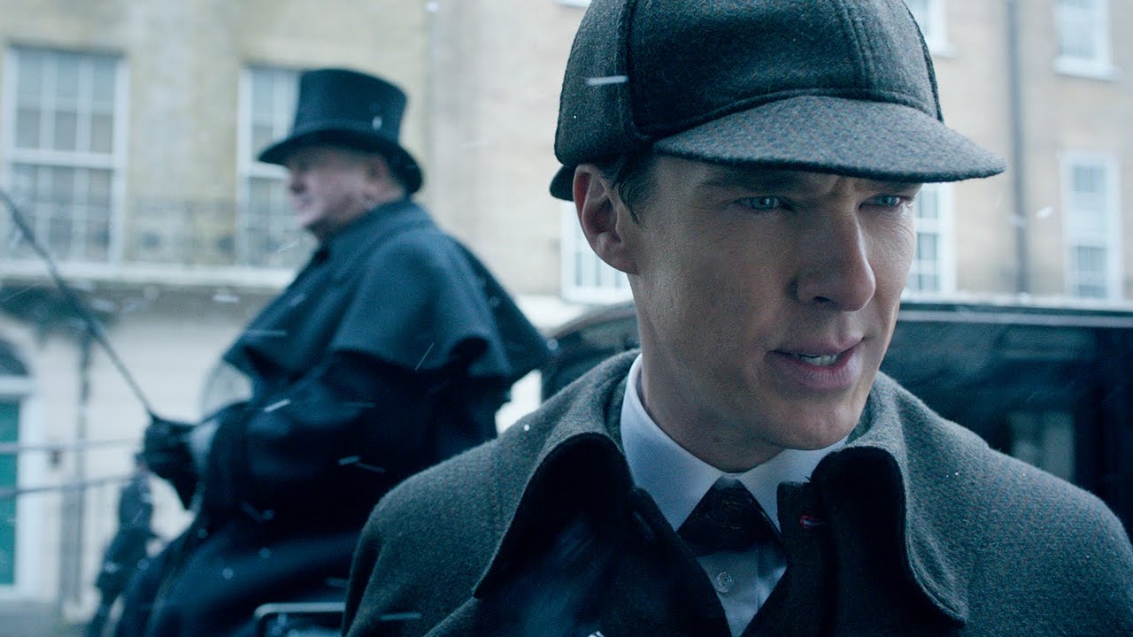 First Clip From Sherlock Special - Sherlock - BBC - YouTube
