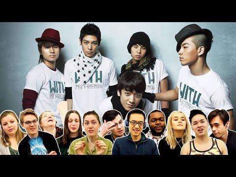 Classical Musicians React: Big Bang 'Lies' vs 'Haru Haru'