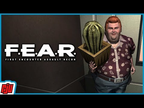 F.E.A.R. Part 5 | PC Horror FPS Game | Gameplay Walkthrough