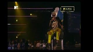 Alikiba, Sauti Sol na Yemi Alade kwenye stage ya MTVMAMA2016
