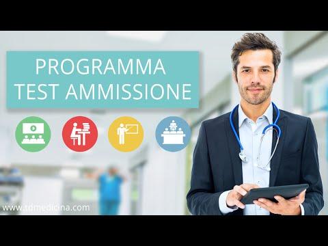 Programma test ammissione 2015. Argomenti da studiare per medicina, veterinaria, professioni