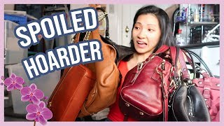 Designer Handbag Collection and Reorganization - No, I don't own any by Chanel   Teaa With Lee