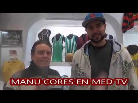MANU CORES EN MED TV