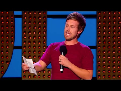 Chris Ramsey is amused by Twitter | Live at the Apollo | BBC Comedy Greats