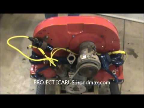THE STAN MEYER WATER ENGINE #6 Engine