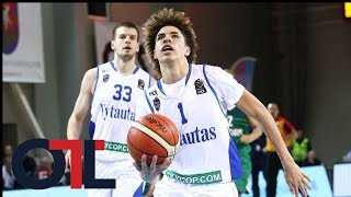LaMelo Ball called 'lazy' by teammate in Lithuania | Outside the Lines | ESPN