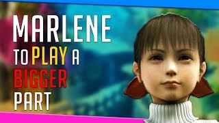 Marlene Wallace To Play A Bigger Part In FF7 Remake Discussion