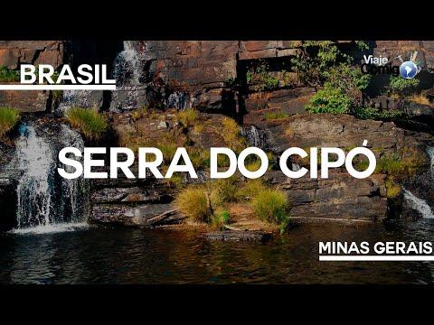 SERRA DO CIPÓ - MINAS GERAIS   VIAJE COMIGO 147   FAMÍLIA GOLDSCHMIDT