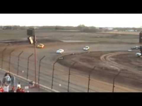 Lucas Oil Speedway Factory Stock Heat Race #1  4-5-08