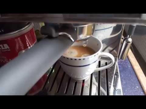Рожковая кофеварка Kenwood
