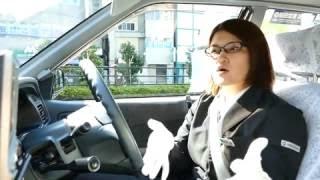 【タクシー求人 タクQ】女性タクシードライバーの活躍 生田佳那 検索動画 28