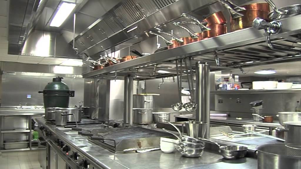 Commercial Kitchen Design Home Design Ideas - Commercial kitchen design ideas