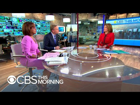 """CBS This Morning"" co-hosts discuss ""Baby, It's Cold Outside"" Mp3"