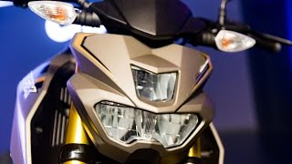 Yamaha launched TFX150 -  naked bike 150 cc,10/2016 sold