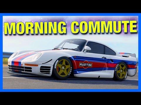Forza Horizon 3 Online : Morning Commute!!