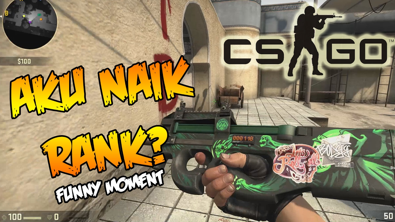 cs go competitive how to rank up