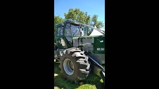 AGRIP MD 250 moteur 6 cylindres DEUTZ