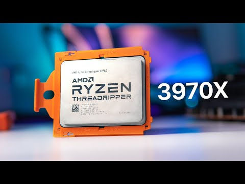 AMD Threadripper 3970X Review – Mind Blowing, Uncontested.