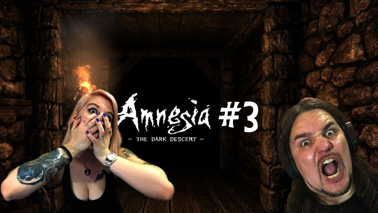 32b85ebde8a1 Wadóc Vasárnap |Amnesia the dark descent | 3.rész - YouTube