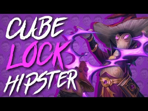 THE CUBELOCK HIPSTER - Standard Constructed - The Witchwood