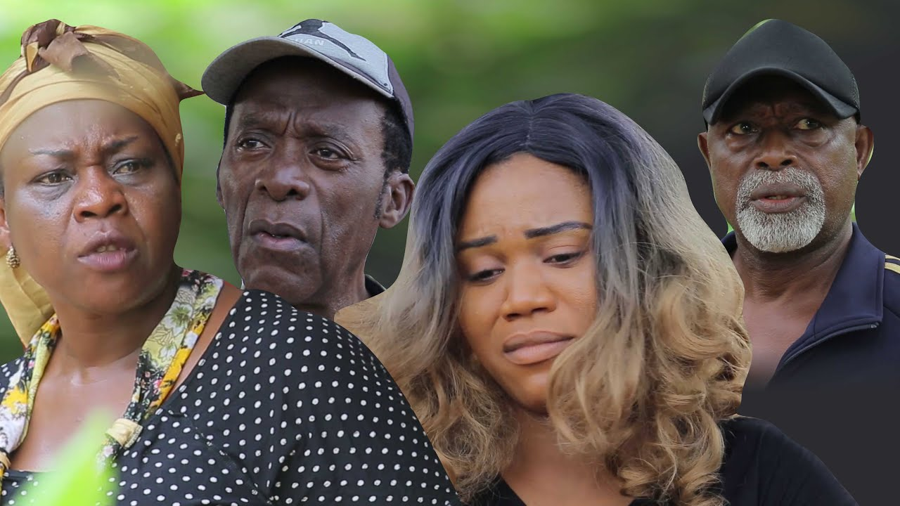 LOVING THE WRONG ONE SEASON 5 : LATEST 2021 TOP TRENDING NIGERIAN NOLLYWOOD/AFRICAN  COMEDY MOVIE