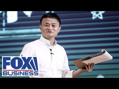Alibaba stocks climb as Jack Ma makes first appearance in months