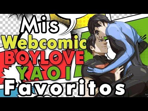 mis webcomic yaoi favoritos