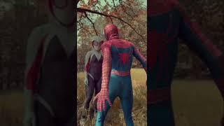 Deadpool Vs. Spider-Man feat Spidergwen & Dark trooper 😱
