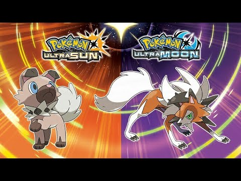 How to get Lycanroc dusk form in pokemon ultra sun using citra and PKHeX