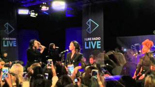 Demi Lovato på I LIKE RADIO LIVE (sneak preview)