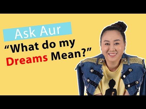 What Your Dreams Really Mean