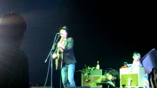 Pete Doherty - Always Something There to Remind Me (Sandie Shaw song) (Live in Moscow 2012)