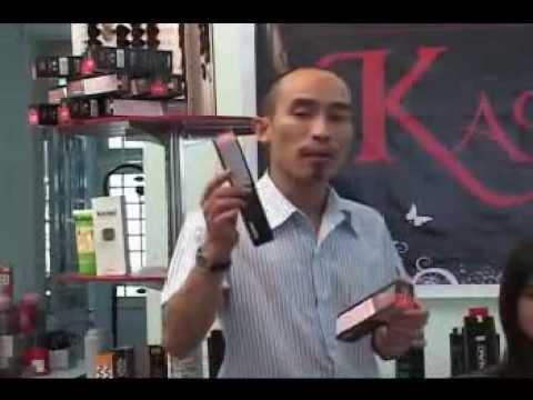Hướng dẫn nhuộm với sản phẩm KANAC_ 01