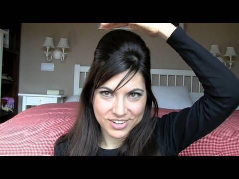 Peinados f ciles y r pidos abombado youtube - Peinados faciles y rapidos paso a paso ...