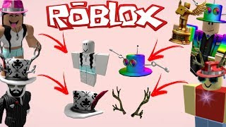 ROBLOX BREEDERS ITEMS | ASIMO3089, PIXELATEDCANDY, NIKILIS, TYPICALTYPE