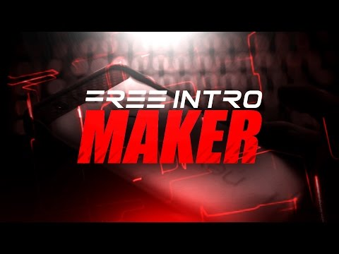 How to Make an INTRO for YouTube Videos FOR FREE! Phone/Tablet Intro Tutorial! (2016/2017)