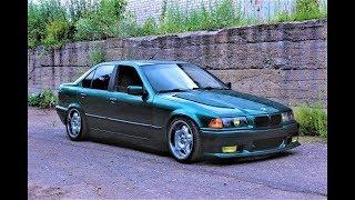 BMW E36 Раскатываем арки