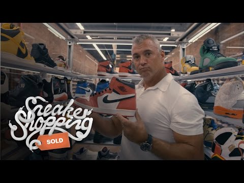 Thumbnail: Shane McMahon Goes Sneaker Shopping With Complex
