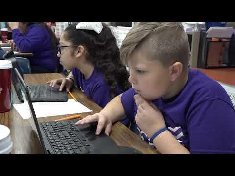 PHXTV Classroom |  Census Lesson at Desert Horizon Elementary School