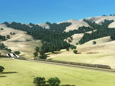 California High-Speed Trains: Pacheco Pass