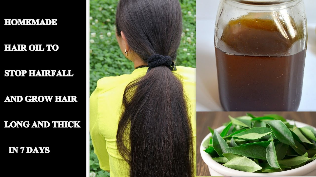 Hair fall control with curry leaves How to use curry leaves for hair growth