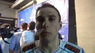 21-06-2015: WL - Max Colaci commenta la doppia sfida col Brasile