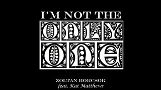 I'm Not The Only One - Sam Smith (ACOUSTIC COVER) Zoltan Horcsok feat. Kat Matthews