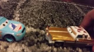 Cars 3: How Cal Got Fired