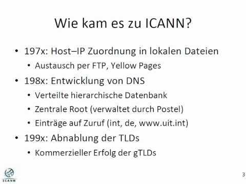 1/6 Lutz Donnerhacke: ICANN - DNS - Websperren