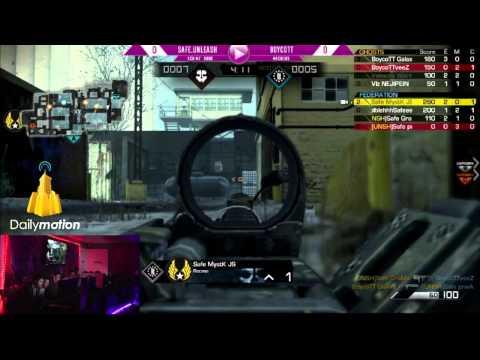 Team BoycoTT Vs Safe Unleash FCO #7 ( 1/4 Final WB )
