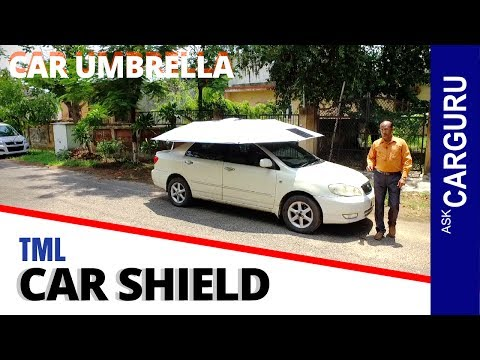 Car Umbrella, Car Tent, Useful Accessory, CARGURU Review, Features,  Benefits & Price All details